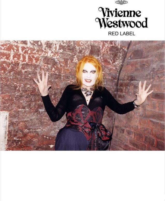 Vivienne Westwood campagne publicitaire automne-hiver 2010-2011