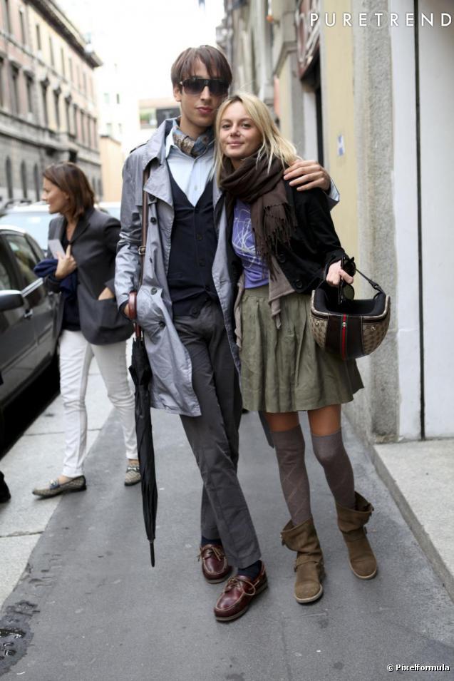 Street style - automne 2010