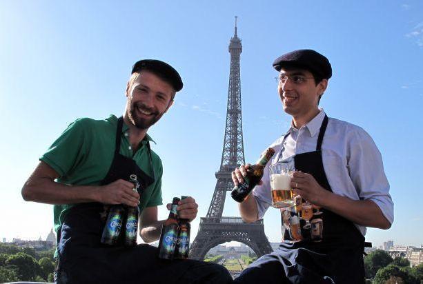 Bière Gallia Paris