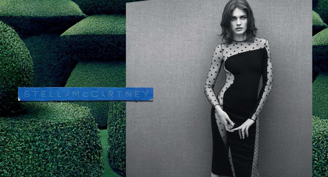 Stella McCartney ad campaign fall winter 2011