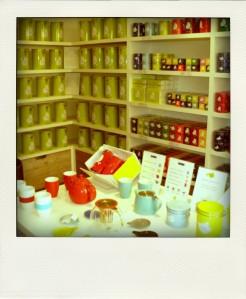 Lov Organic boutique Montorgueil