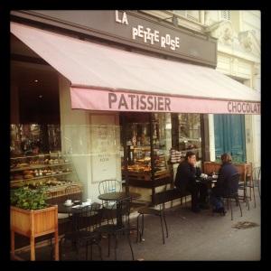 Pâtisserie La Petite Rose