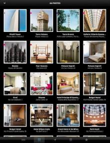 Wallpaper City Guide Milan pour iPad