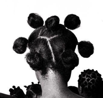 Mkupuk Eba. Série Hairstyle.
