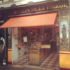 Boulangerie le Moulin de la vierge