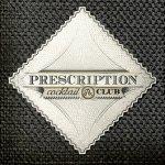 Bar à cocktails Prescription