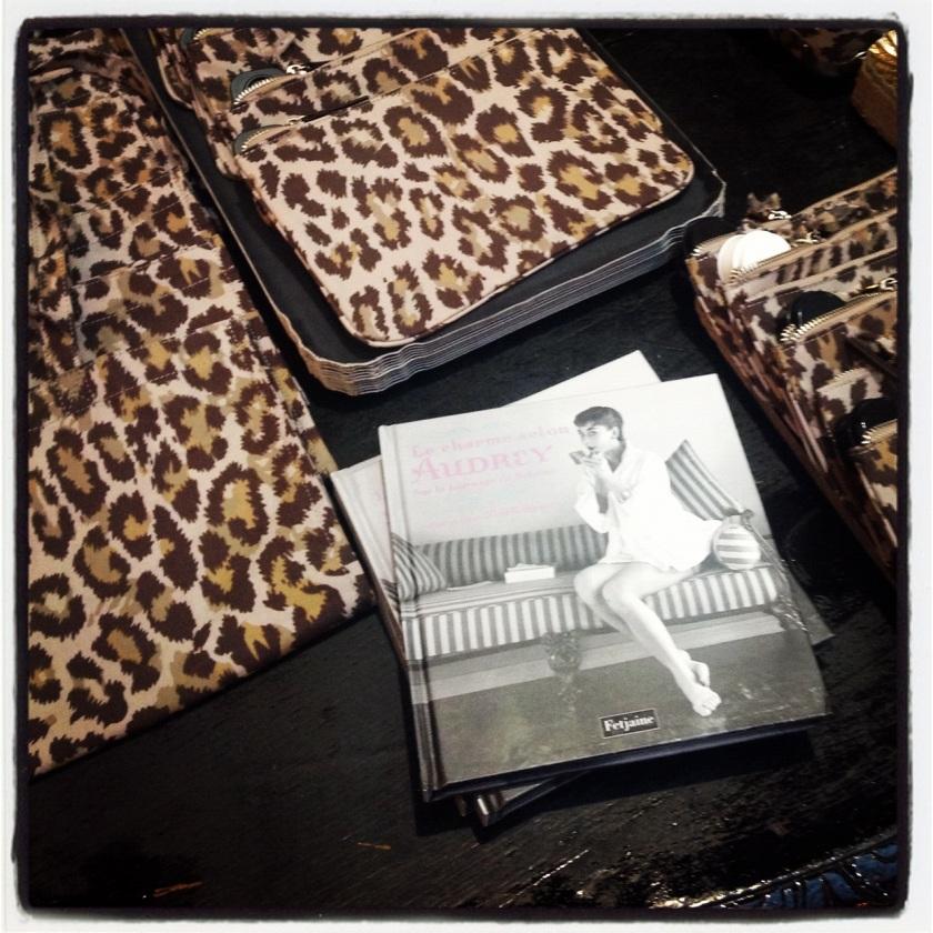 L'icône Audrey Hepburn en vedette au concept store Merci