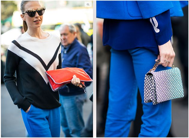 Stella McCartney Streetstyle 2012