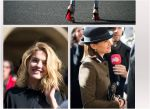 Stella McCartney Streetstyle october 2012 Natalia Vodianova