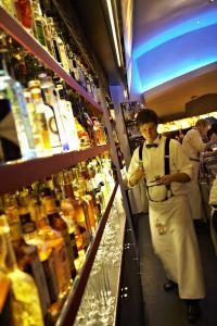 Bugsy Bar Praha - bar à cocktails Prague