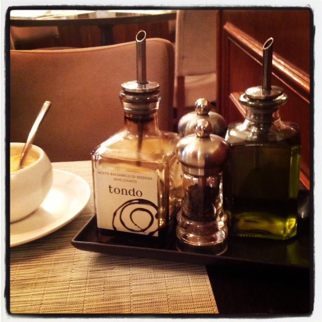 aceto balsamico, olio siciliano