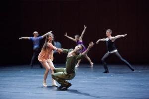 L.A. Dance Project Benjamin Millepied Théâtre du Châtelet