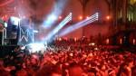 Clubbing sous la nef du Grand Palais