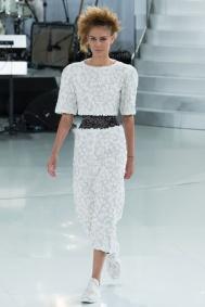 Chanel haute couture printemps été 2014