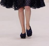Ballerines de sport Dior, baskets Dior haute couture 2014