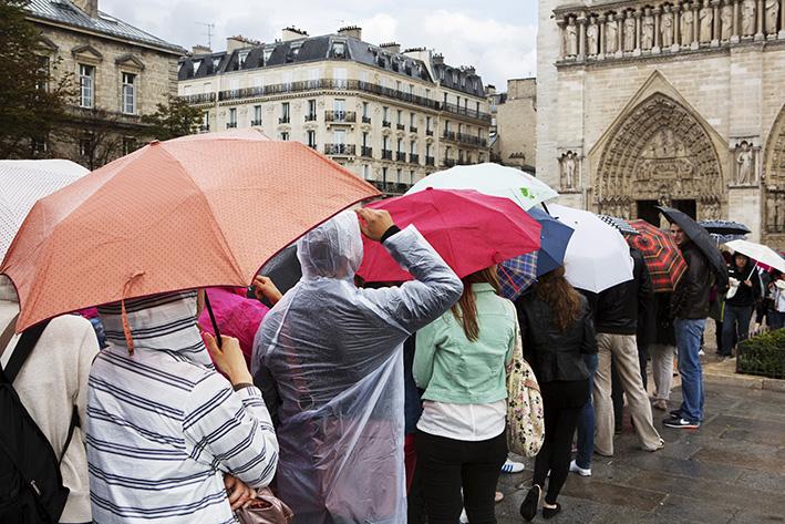 Notre Dame de Paris Martin Parr