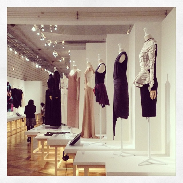 Exposition Fashion Mix Paronomase's Instagram