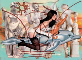 Jeff Koons Antiquité 3