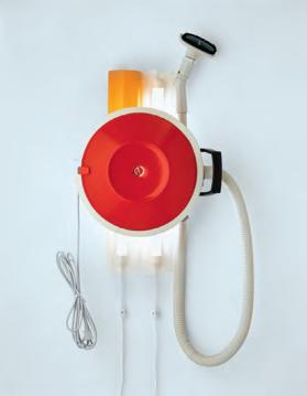 aspirateur Hoover, œuvre de Jeff Koons