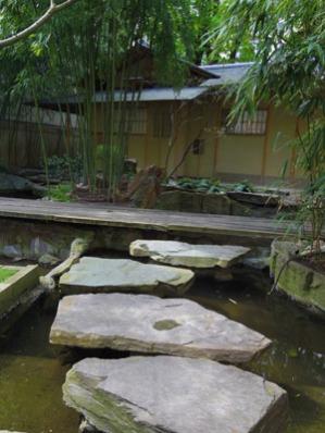 Jardin japonais du musée Guimet