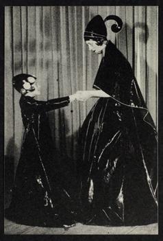 Jeanne Lanvin et sa fille Marguerite
