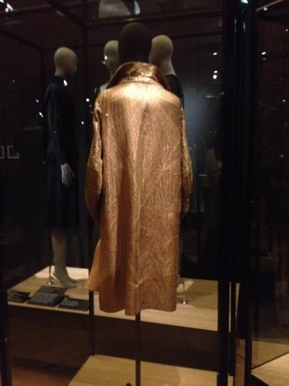 manteau lohengrin, maison Lanvin