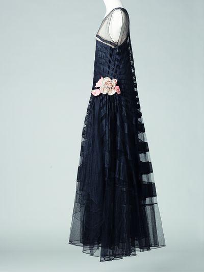 Lanvin, robe marguerite de la nuit