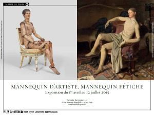 mannequin d'artiste mannequin fétiche musée Bourdelle