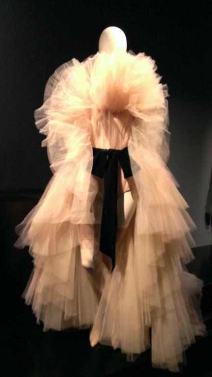 Jean Paul Gaultier, modèle French cancan, Haute couture printemps-été 2002
