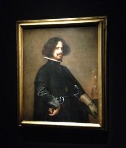 Velázquez, Autoportrait