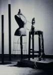 Herbert List, Mannequin de couturière