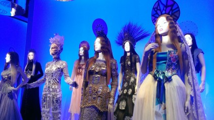 Jean Paul Gaultier Collections La Russie et Les Vierges