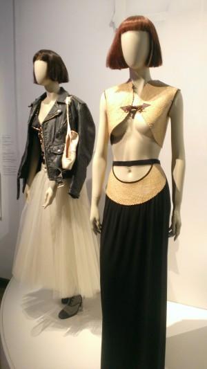 Jean Paul Gaultier Première collection Prêt-à-porter Femme printemps-été 1977