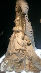Jean Paul Gaultier, Collection Les Haussardes, modèle La Mariée Haute couture 2002-03