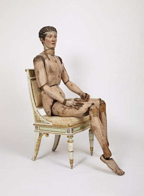 Mannequin néoclassique Bergame