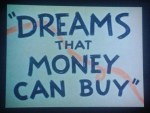 Dreams That Money Can Buy de Hans Richter