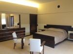 Chambre des parents villa Cavrois