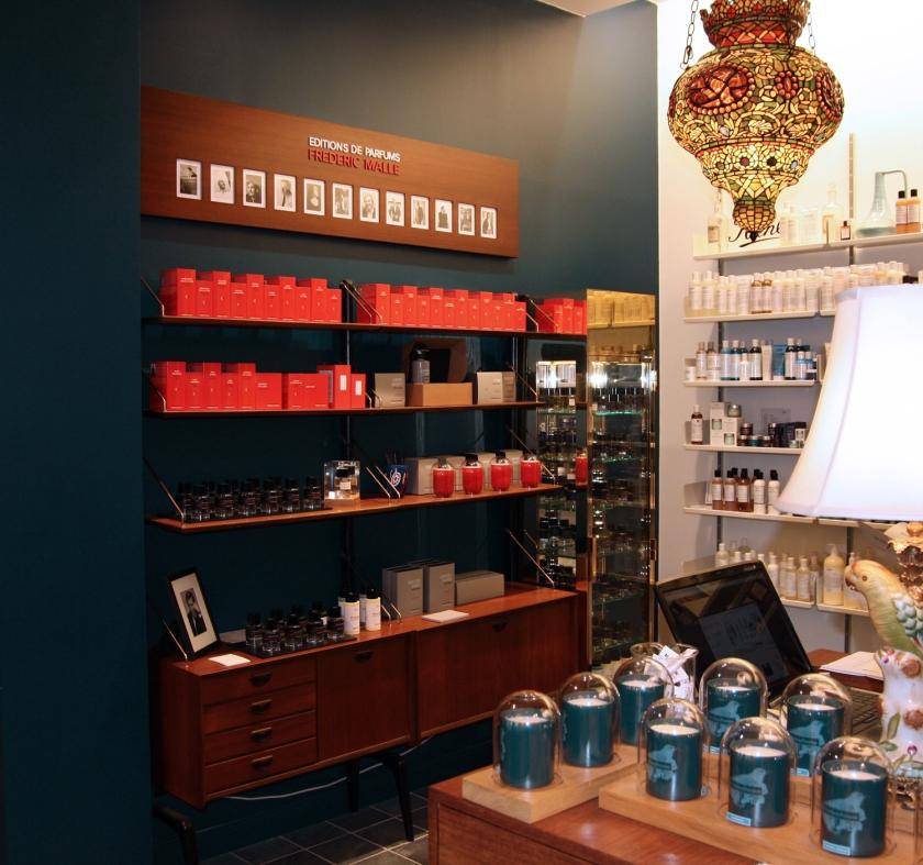 Ombres Portées Parfumerie Lille
