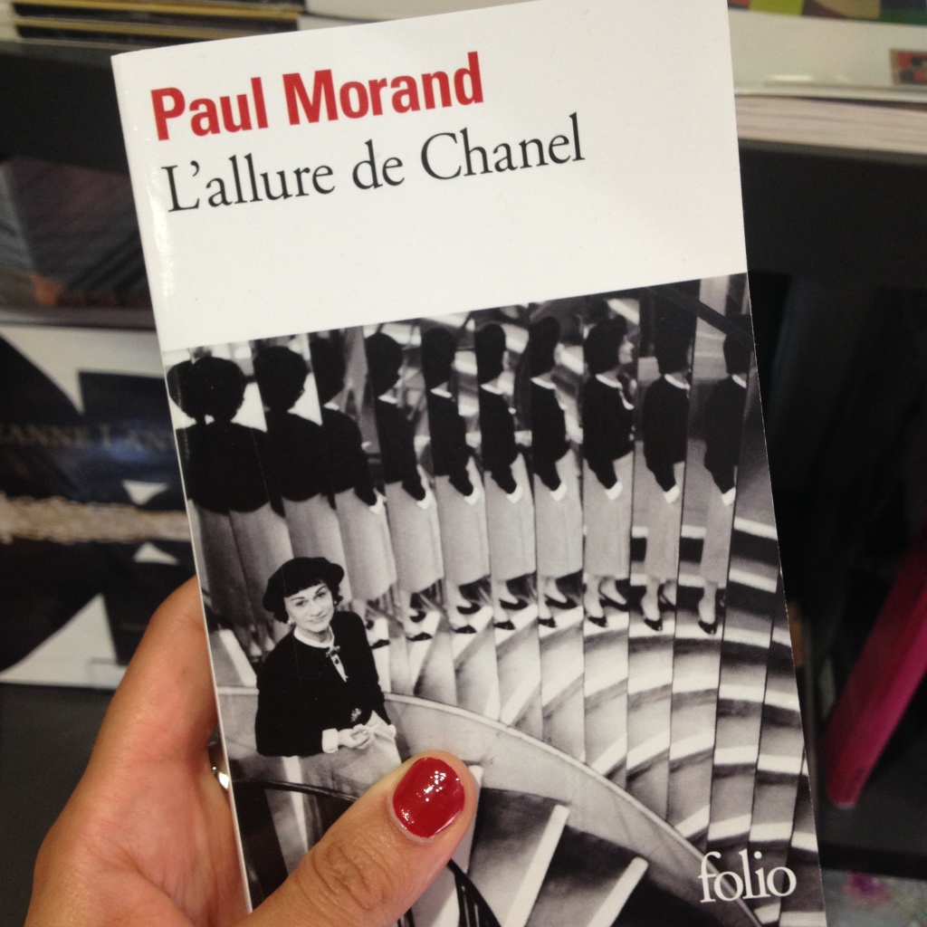 Paul Morand, L'allure de Chanel