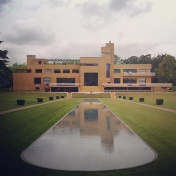 Villa Cavrois jardin
