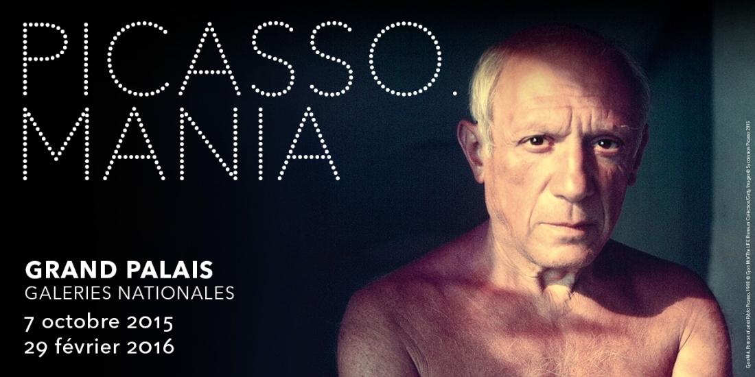 Affiche Picasso Mania