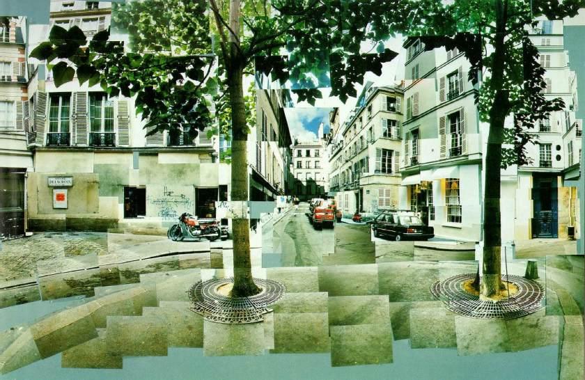 David Hockney, Place Furstenberg, 1985,