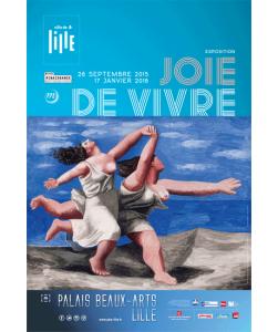 Exposition Joie de vivre Lille3000