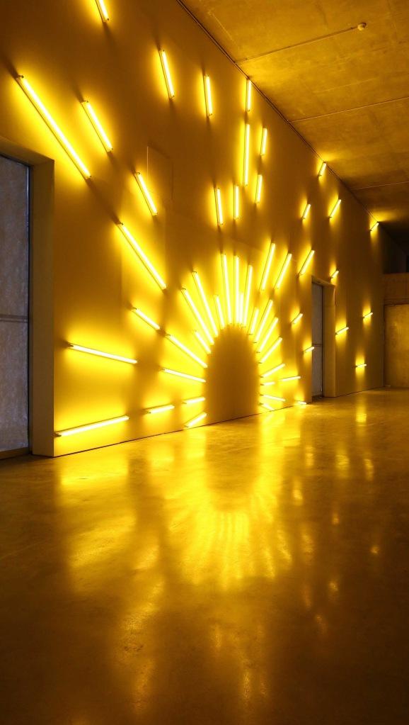Rising Sun neon