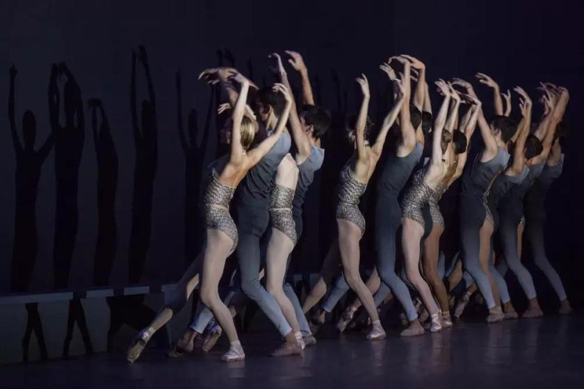 Clear, Loud, Bright, Forward, ballet by Benjamin Millepied