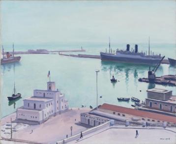 Albert Marquet, Port d'Alger