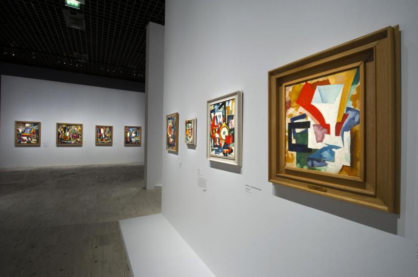 Vue l'exposition Amadeo de Souza-Cardoso