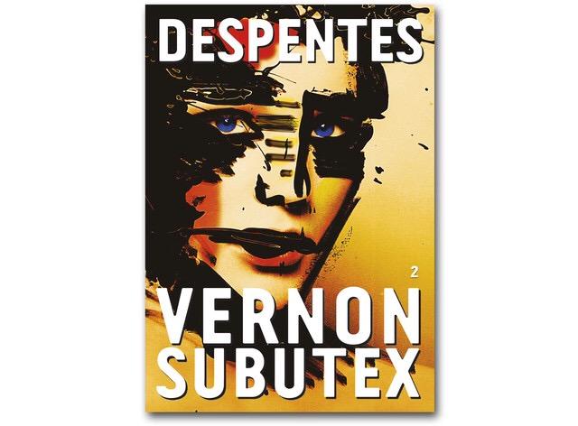 Vernon Subutex 2 couverture