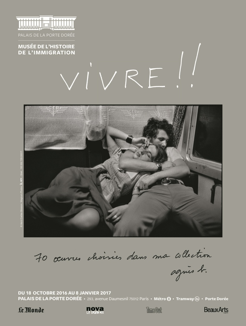 Vivre !! Collection agnès b.