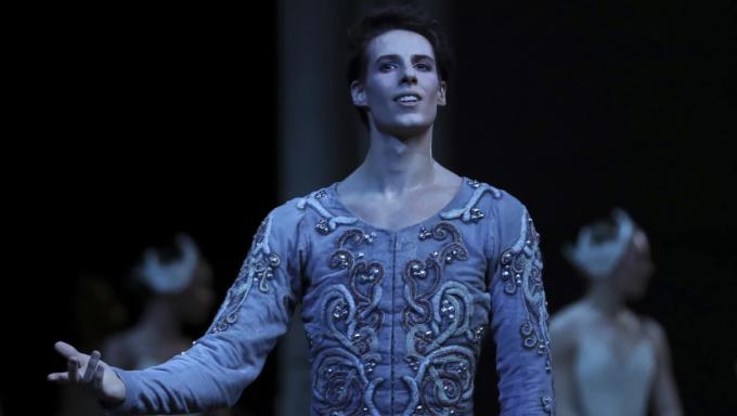 Germain Louvet, danseur étoile